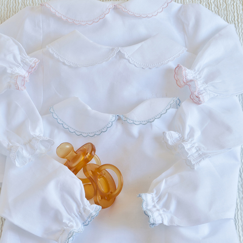 Baby Shirts with collar