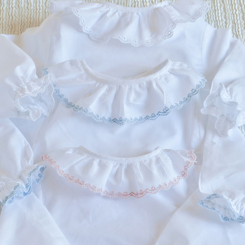 Baby Shirts with Ruffle