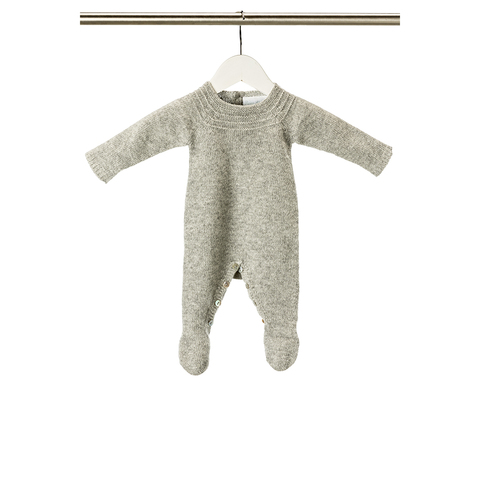 Baby dress round collar