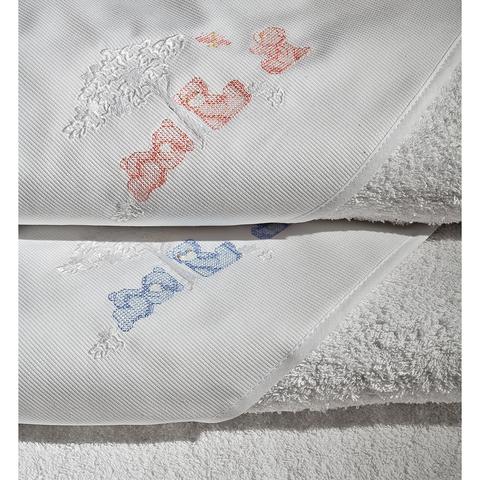 Bear Hooded Bath Towels