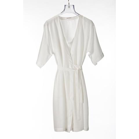 Silk Dressing Gown